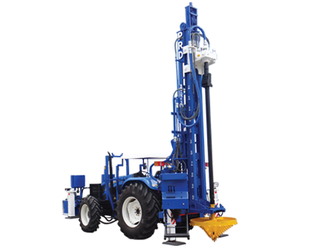PRD Tractor Mounted Rig - PRD