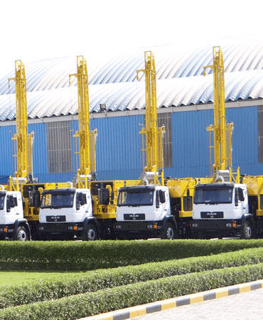 Fleet Supply of 8 rigs in 8 months to help raise Zambian living conditions