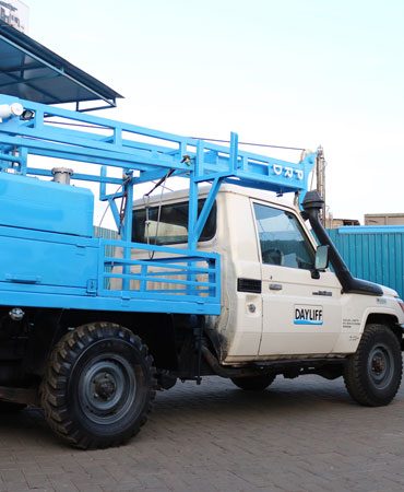 Tailor-made Test Pumping Units for Kenyan shallow wells