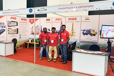 Srilanka Buildcon International expo 2019